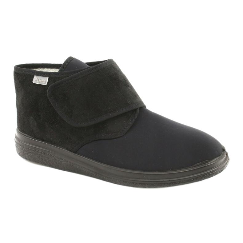 Befado damesschoenen pu 522D002 zwart