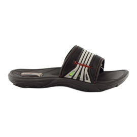 Slippers voor kinderzwembad Rider 80341 zwart