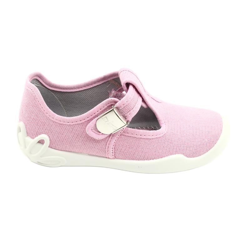Befado kinderschoenen blanka roze 115X002