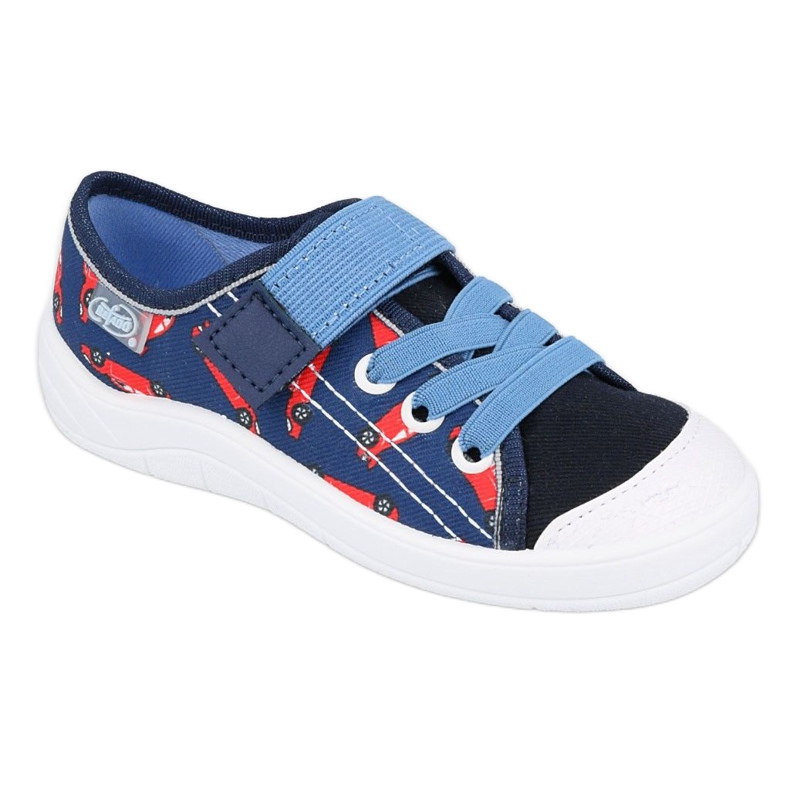 Befado sneakers kinderschoenen 251X160 rood marineblauw blauw