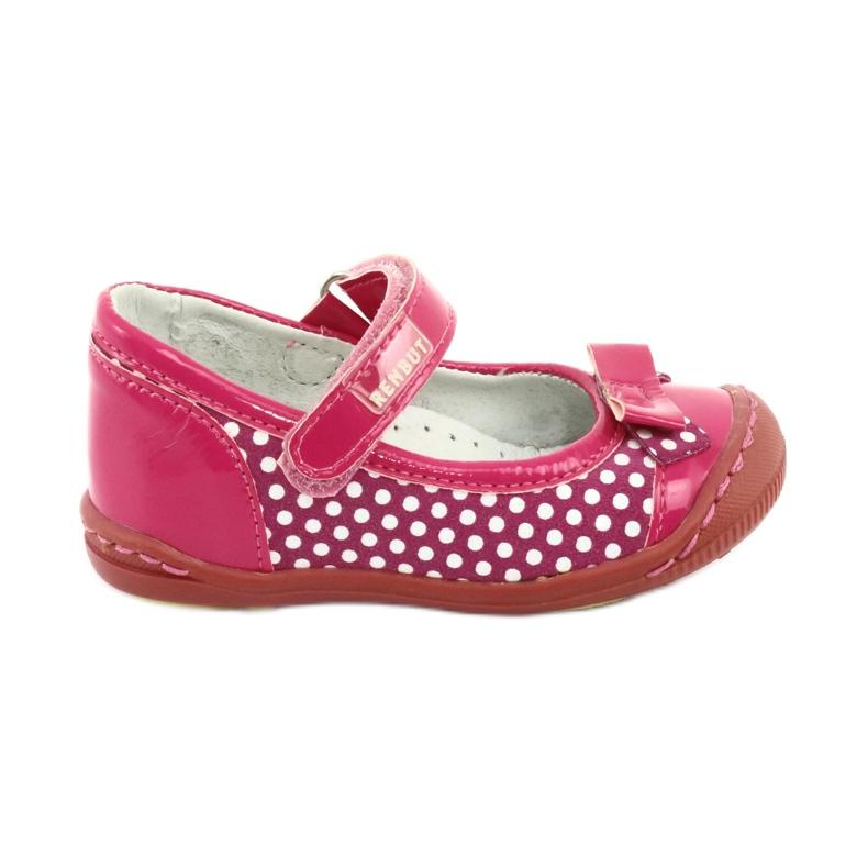 Ballerina's meisjes Ren But 1405 roze wit