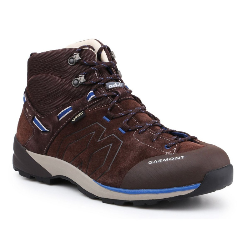 Garmont Santiago Gtx M 481240-217 schoenen bruin blauw