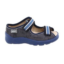 Befado kinderschoenen 869X159 marineblauw blauw