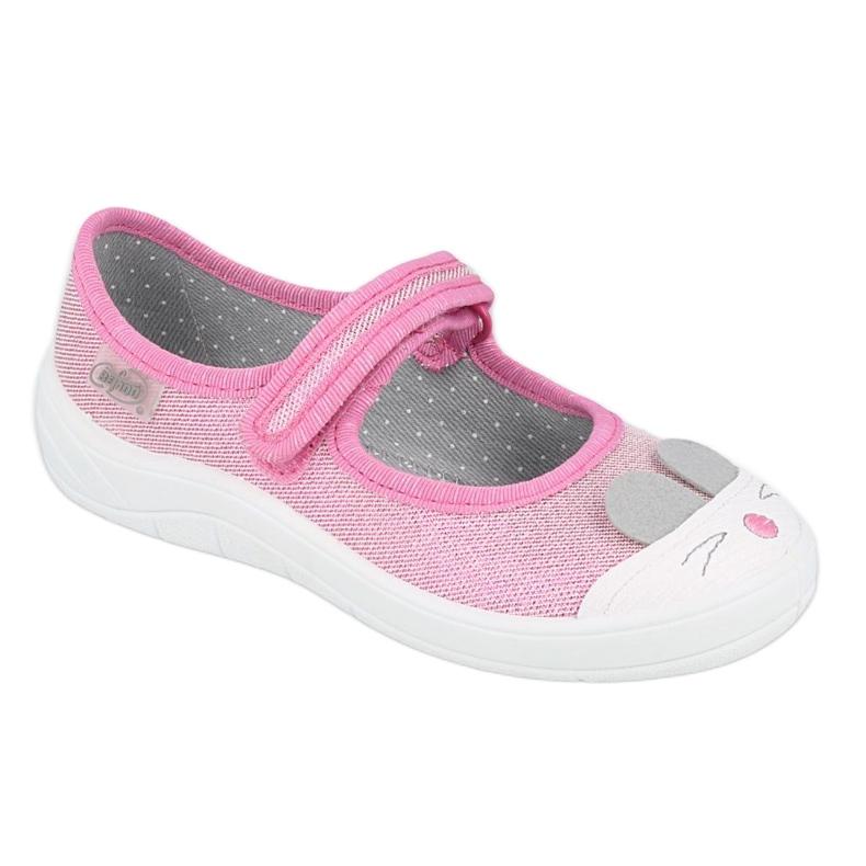 Befado kinderschoenen 208X045 roze