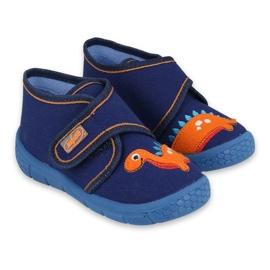 Befado kinderschoenen 538P048 marineblauw