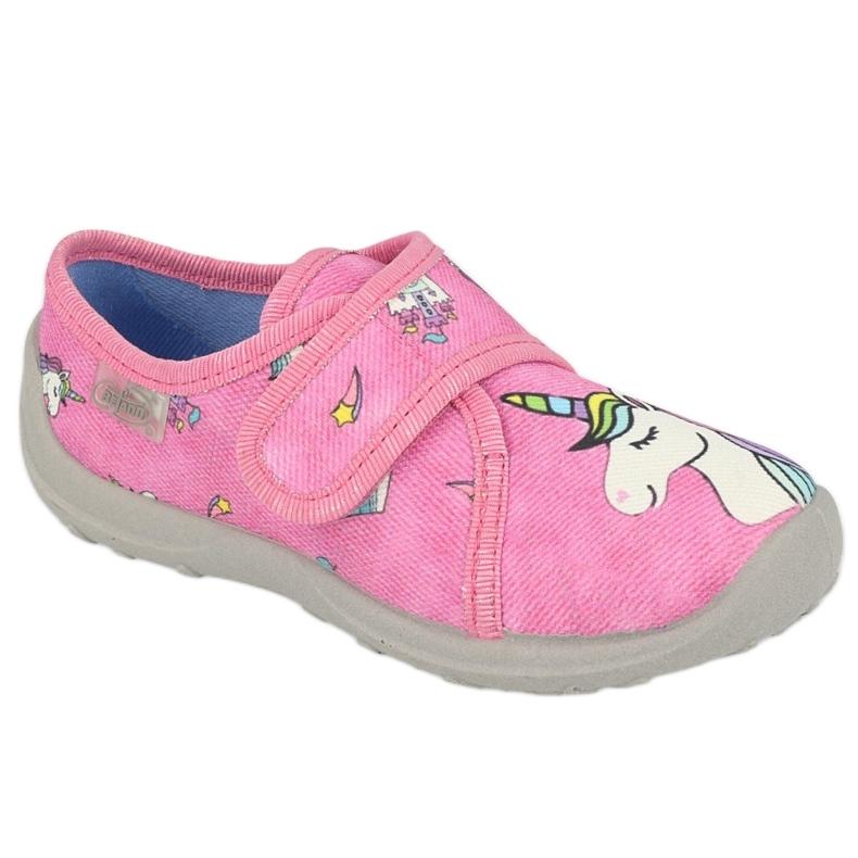 Befado kinderschoenen 560X128 roze