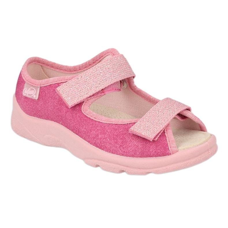 Befado kinderschoenen 869X162 roze