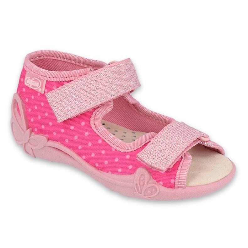 Befado kinderschoenen 342P037 roze