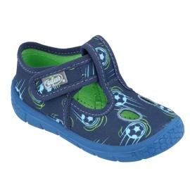 Befado kinderschoenen 533P015 marineblauw blauw