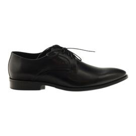 Klassieke damesschoenen Pilpol 1329 zwart