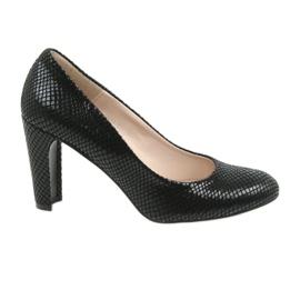 Zwarte Sagan 2600 zwarte schoenen