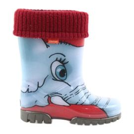 Demar kinderlaarzen laarzen met een sok