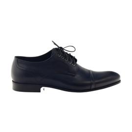 Oxford schoenen Pilpol 1607 marineblauw