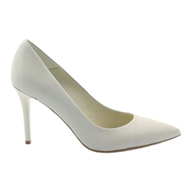 Schoenen Gianmarko 721 beige bruin