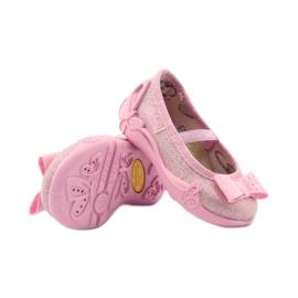 Slippers voor meisjes buigen Befado 441p006 roze