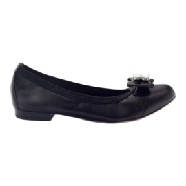 Ballerina's damesboog Gamis 1402 zwart
