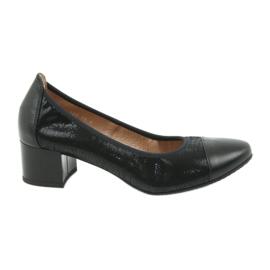 Damespumps Espinto 535 zwart