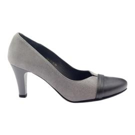 Grijze Espinto 532/1 schoenen grijs