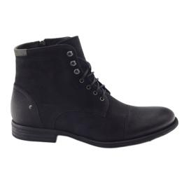 Laarzen winterlaarzen Pilpol C831 zwart