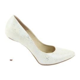 Espinto 456/96 damesschoenen wit