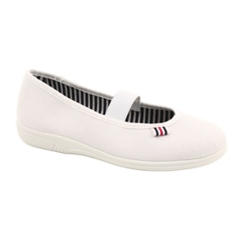 Tsjechische sneakers Befado 274y013 wit