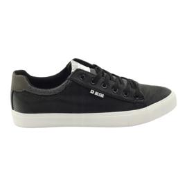 Zwart Big Star sneakers sneakers 174004 cz