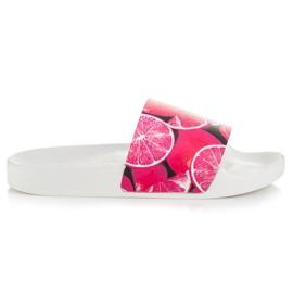 Vices Citrus slippers roze