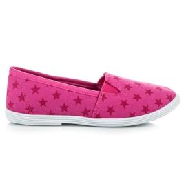 Mckeylor Sneakers Met Sterren roze