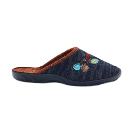 Befado damesschoenen slippers 235d153