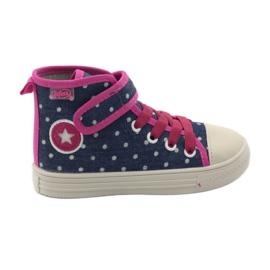 Befado kinderschoenen sneakers slippers 426x002