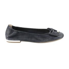 Caprice ballerina's schoenen voor dames 22111 marine