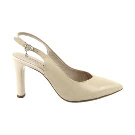 Caprice pumps sandalen damesschoenen 29603 bruin
