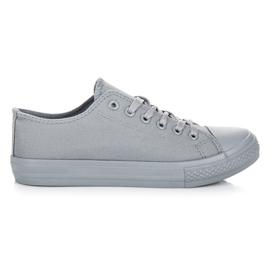 Seastar Grijze sneakers grijs