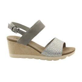 Caprice sandalen damesschoenen 28701 grijs