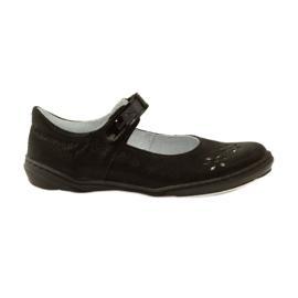 Zwart Ballerina's damesschoenen Ren But 4351