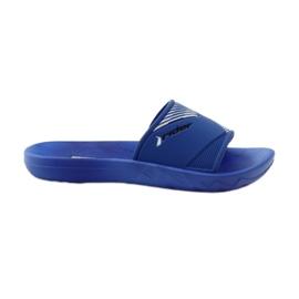 Rider blauw Ruiterpantoffels 82909