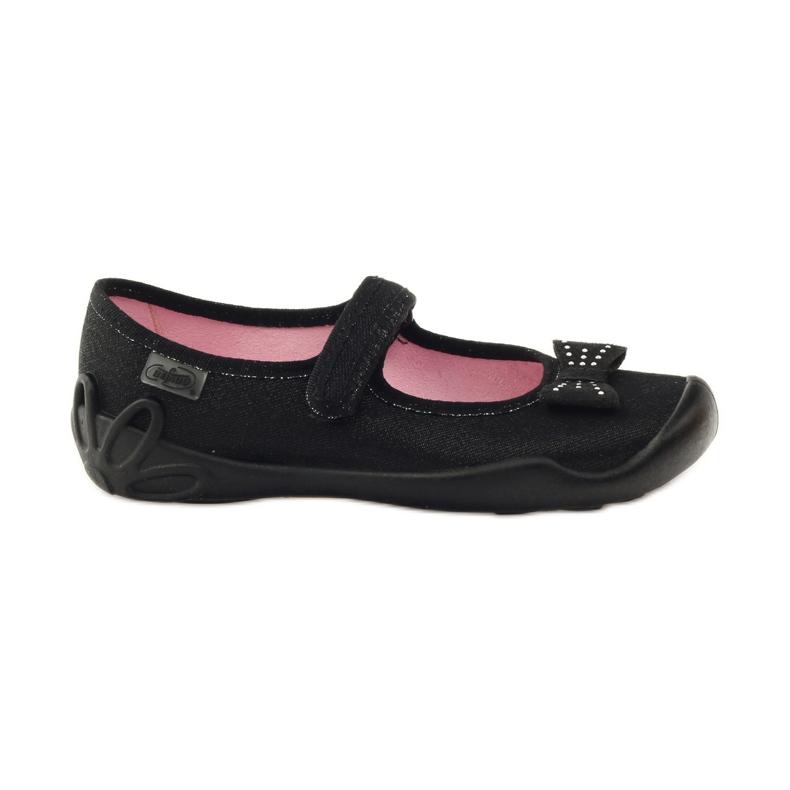 Befado kinderschoenen slippers ballerina's 114y240