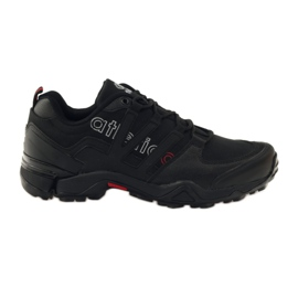 Zwarte Atletico 8003 sportschoenen