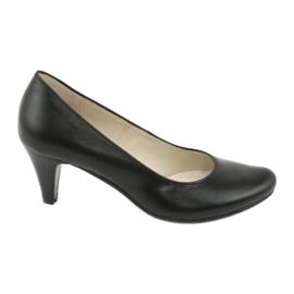 Gregors 465 zakelijke schoenen zwart