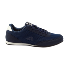 American Club Atletische jogging Amerikaanse 7066 marine blauw