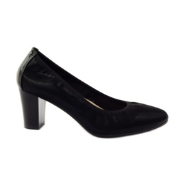 Sergio Leone Pumps On Pistil 233 zwart