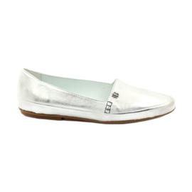 Schoenen Badura 6352 zilver grijs