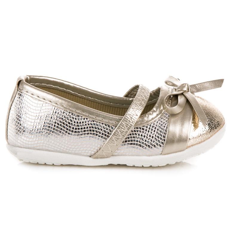 Ballerina's Met Gom geel