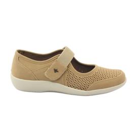 Bruin Super comfortabele Aloeloe schoenen