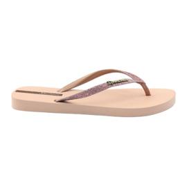 Slippers Ipanema 81739 roze