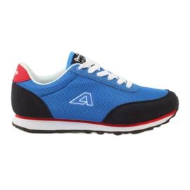 American Club Amerikaanse blauwe sportschoenen
