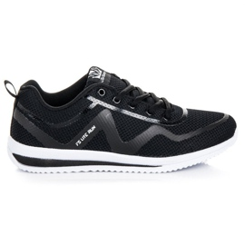 Ax Boxing zwart Casual sportschoenen