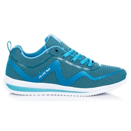 Ax Boxing blauw Casual sportschoenen