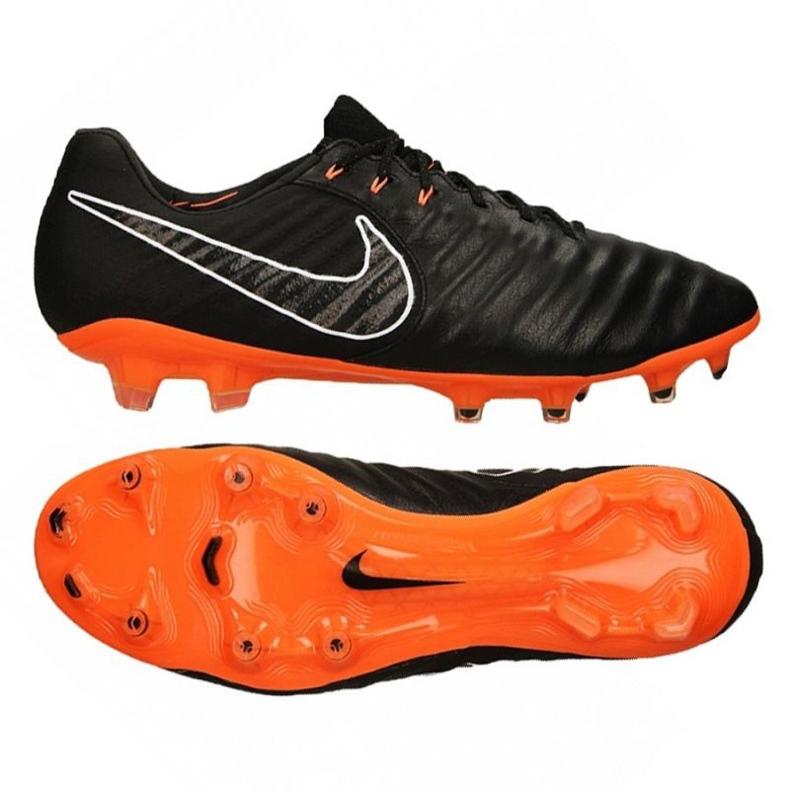 Voetbalschoenen Nike Tiempo Legend 7 Elite FG M AH7238-080 zwart