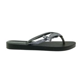 Slippers met boog Ipanema